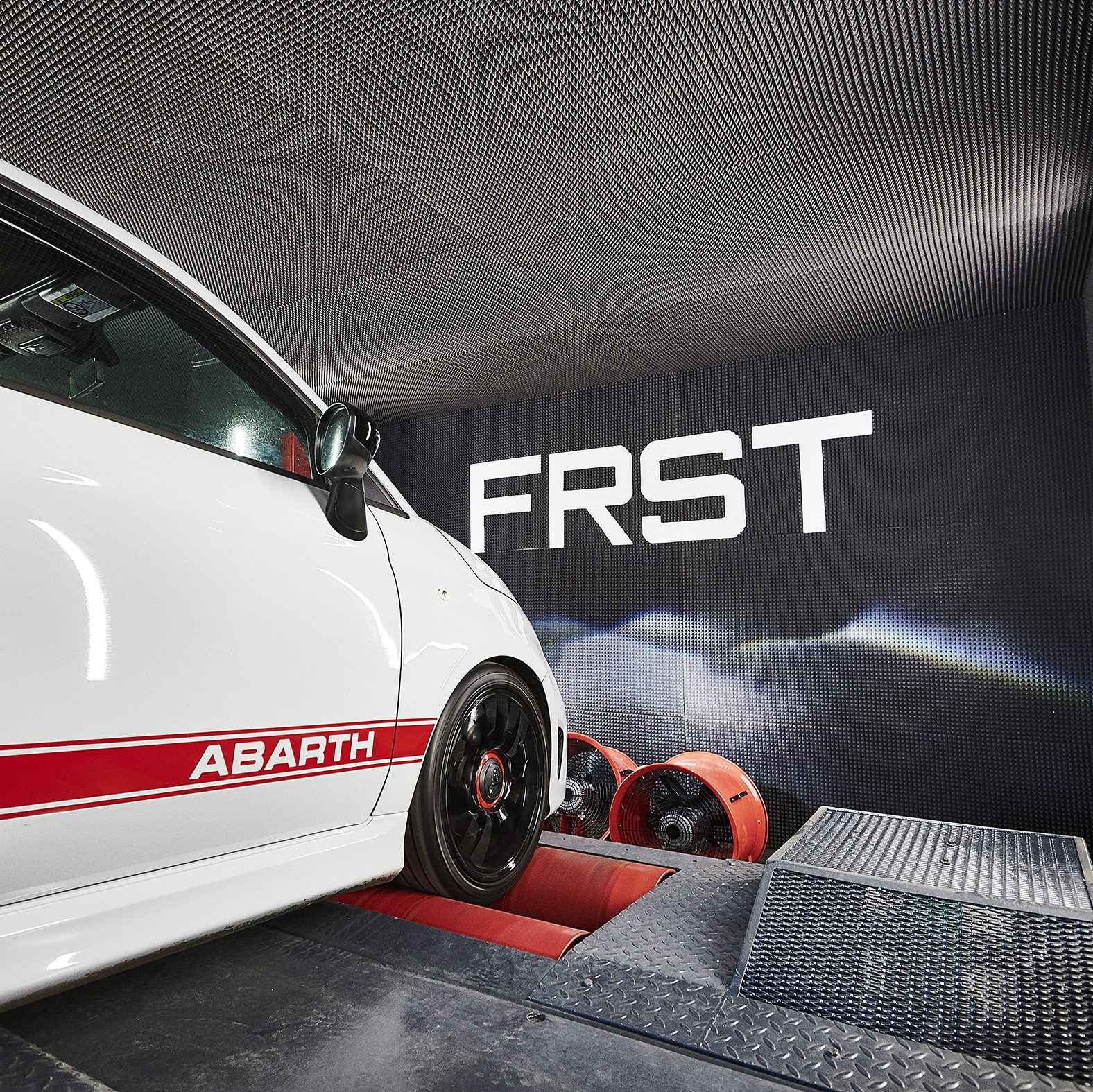 Project: FRST Stage 3 Abarth 500/595/695 Tuning